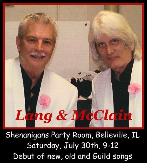 Lang & McClain 7-30-16