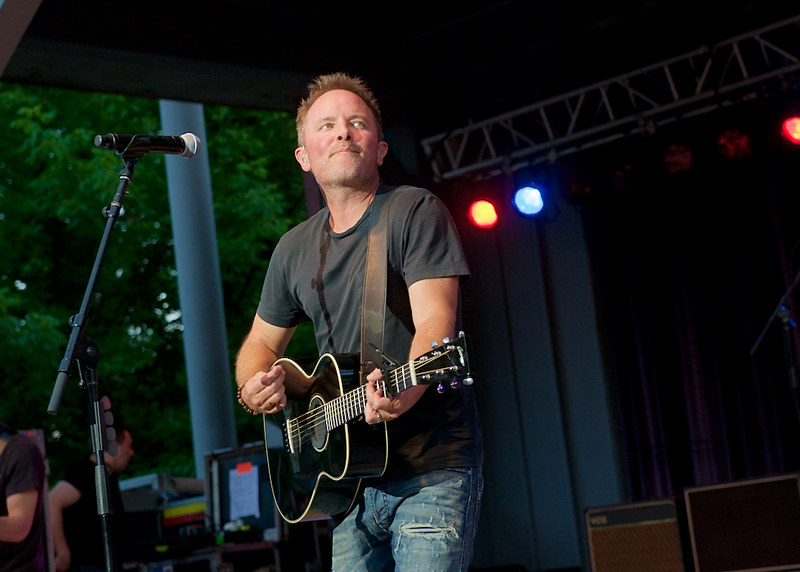 Chris Tomlin @ Six Flags