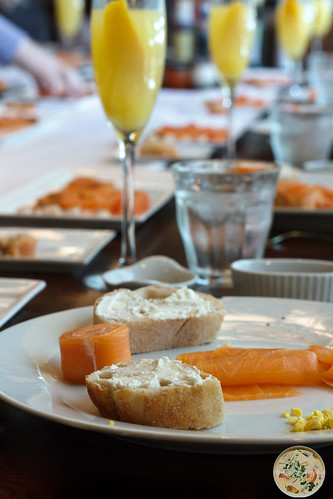Salmon Brunch