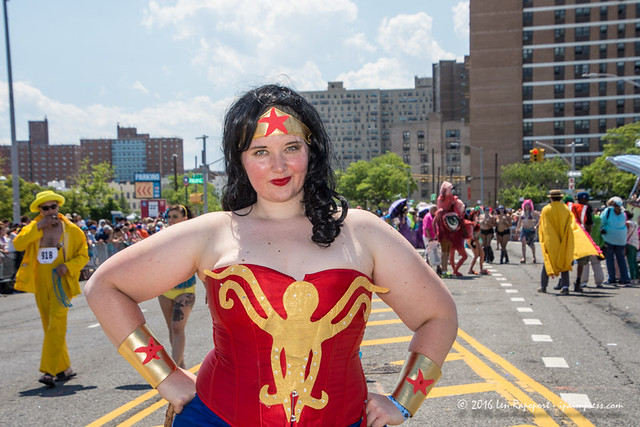 Coney Island's Mermaid Parade 2016