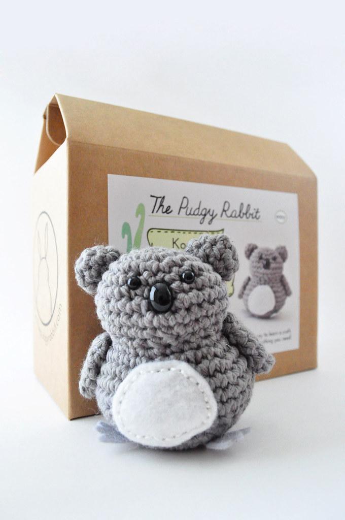 koala crochet kit