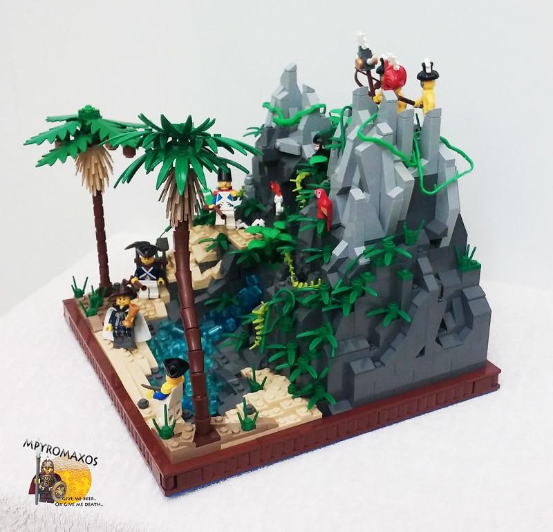 [Brethren of the Brick Seas]: The hunting of youth source 27954639326_b5e2e2403a_c