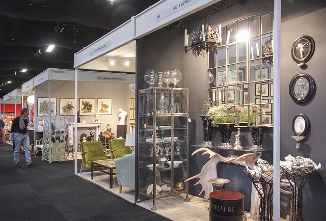 The Decorative Fair, Battersea Park