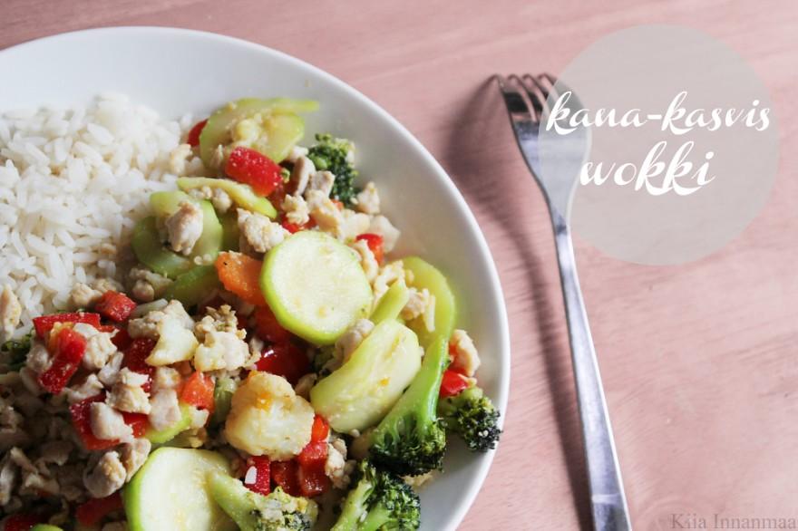 terveellinen lounas