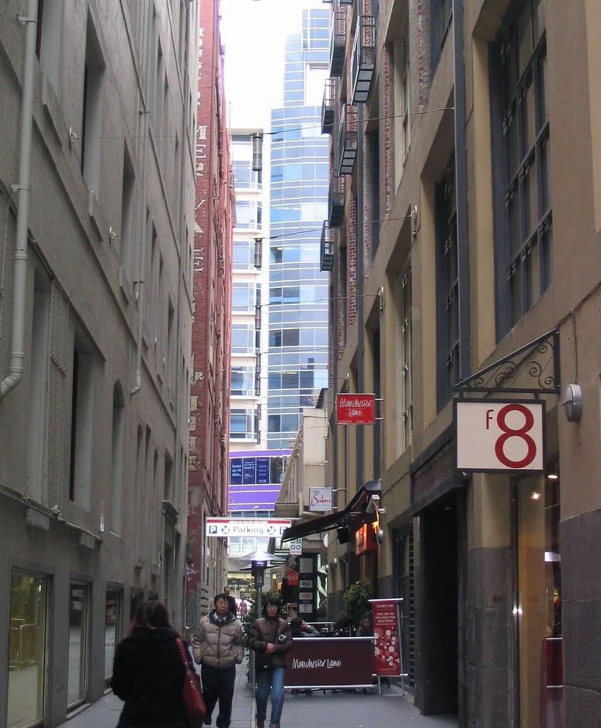 Manchester Lane, June 2006