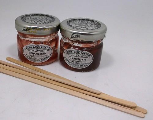 Jam and stirrers