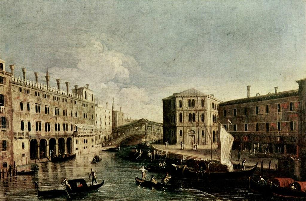 Giovanni_Antonio_Canal_-_Il_Canale_Grande_a_Rialto