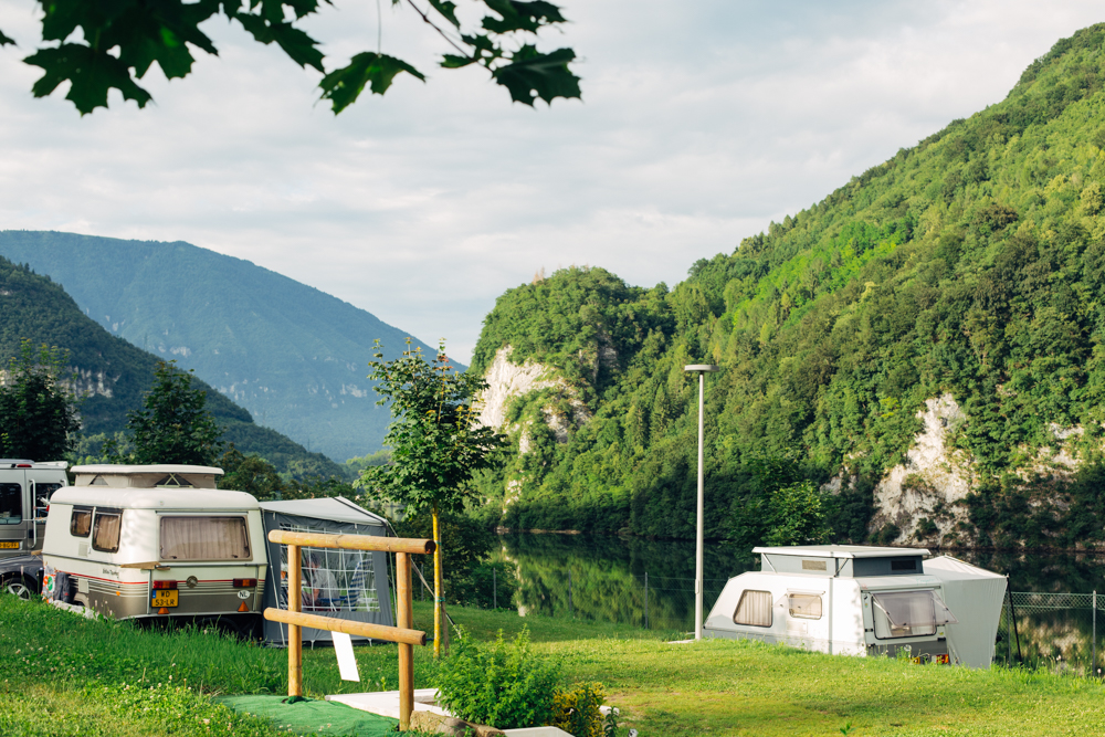 Our Inflatable Home, Italy