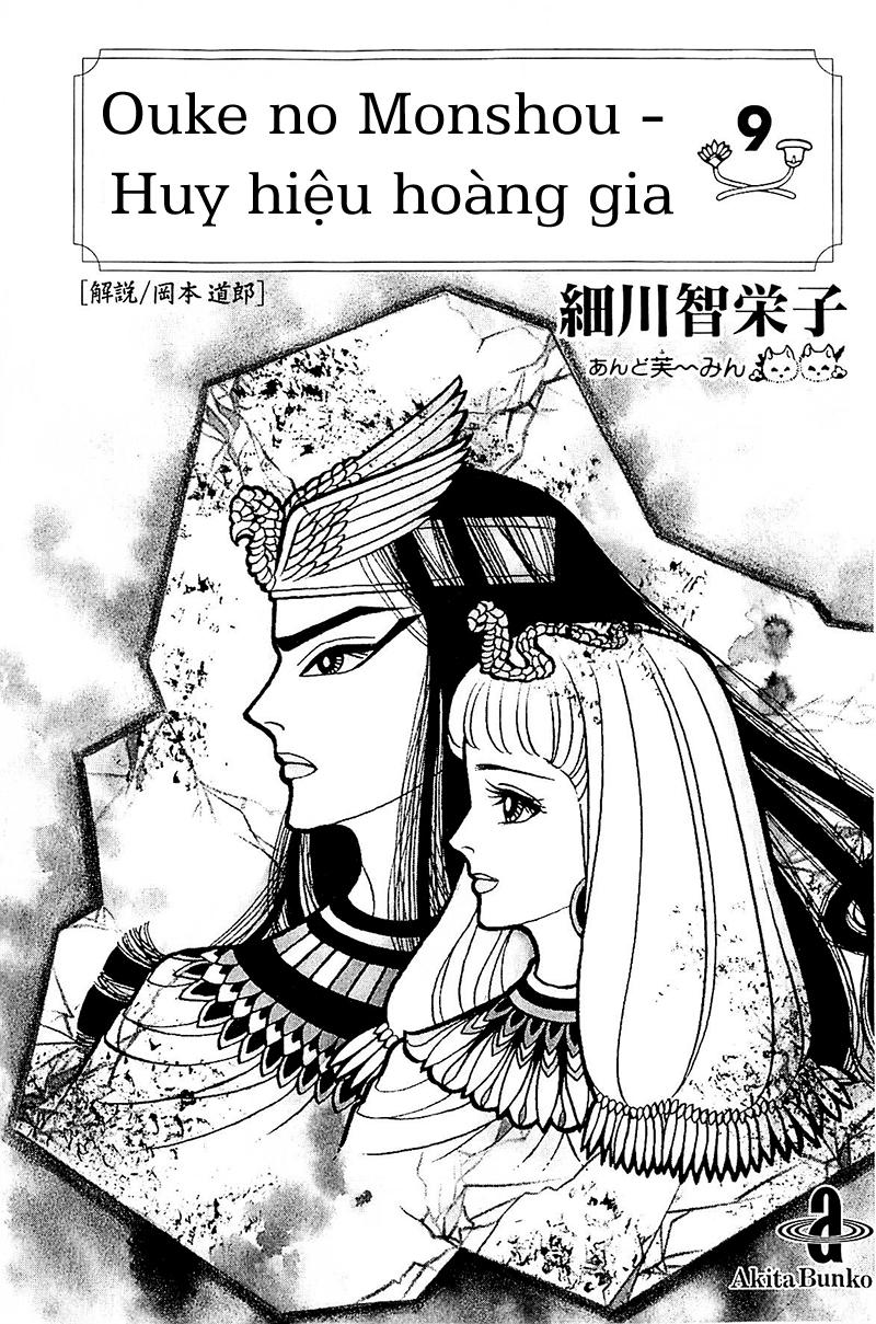 Nữ Hoàng Ai Cập Chap 99
