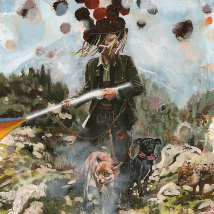 Paintings by Heiko Mueller