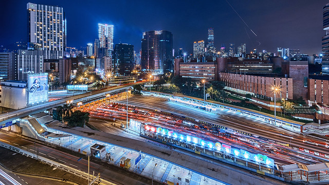 Cross-Harbour Tunnel, Hung Hom, Kowloon