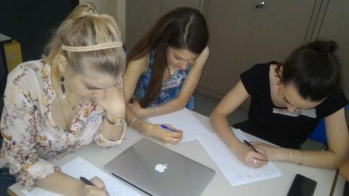 La summer school di Coding Girls