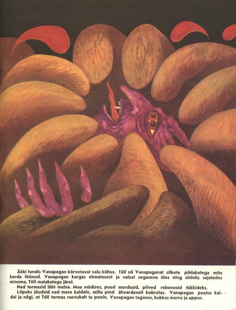 Tõll the Great - Page 14 - Written by Rein Raamat, Illustrated by Jüri Arrak, 1982