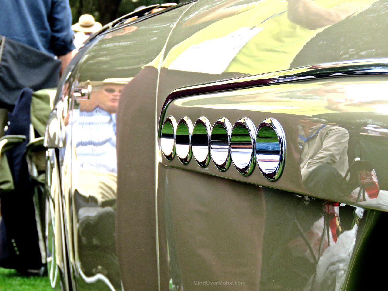 1942 Alfa Romeo 6C 2500 Pininfarina Speciale 9