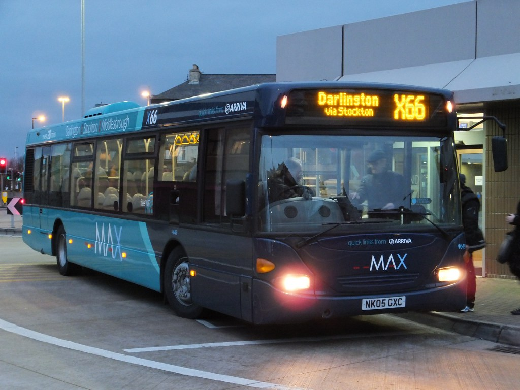 Arriva North East - 'MAX' | Flickr