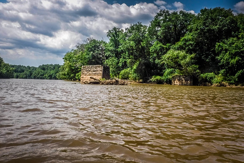 Goat Island in the Broad River-64