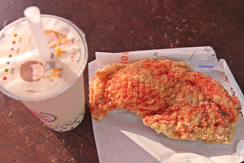 台北美食-八德商圈-轟炸雞排 (8)