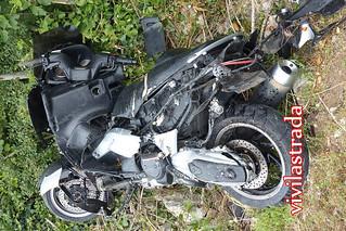 incidente ss 172 turi putignano 1 giugno foto vivi la strada
