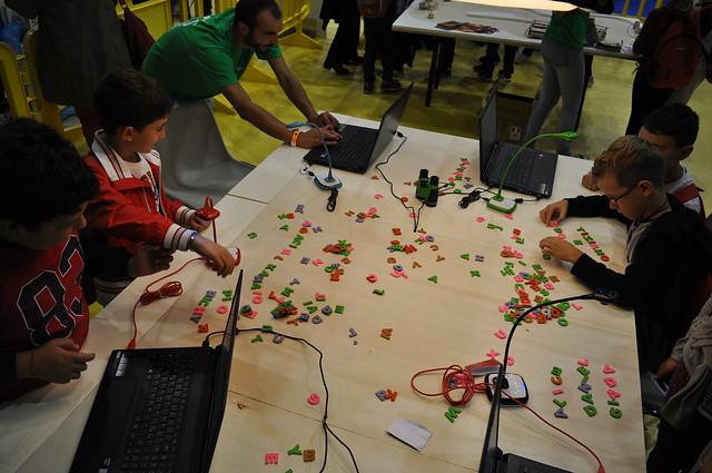 Maker Faire 2016 - prima giornata