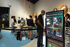 The Tech Museum - Mushroom brick queue
