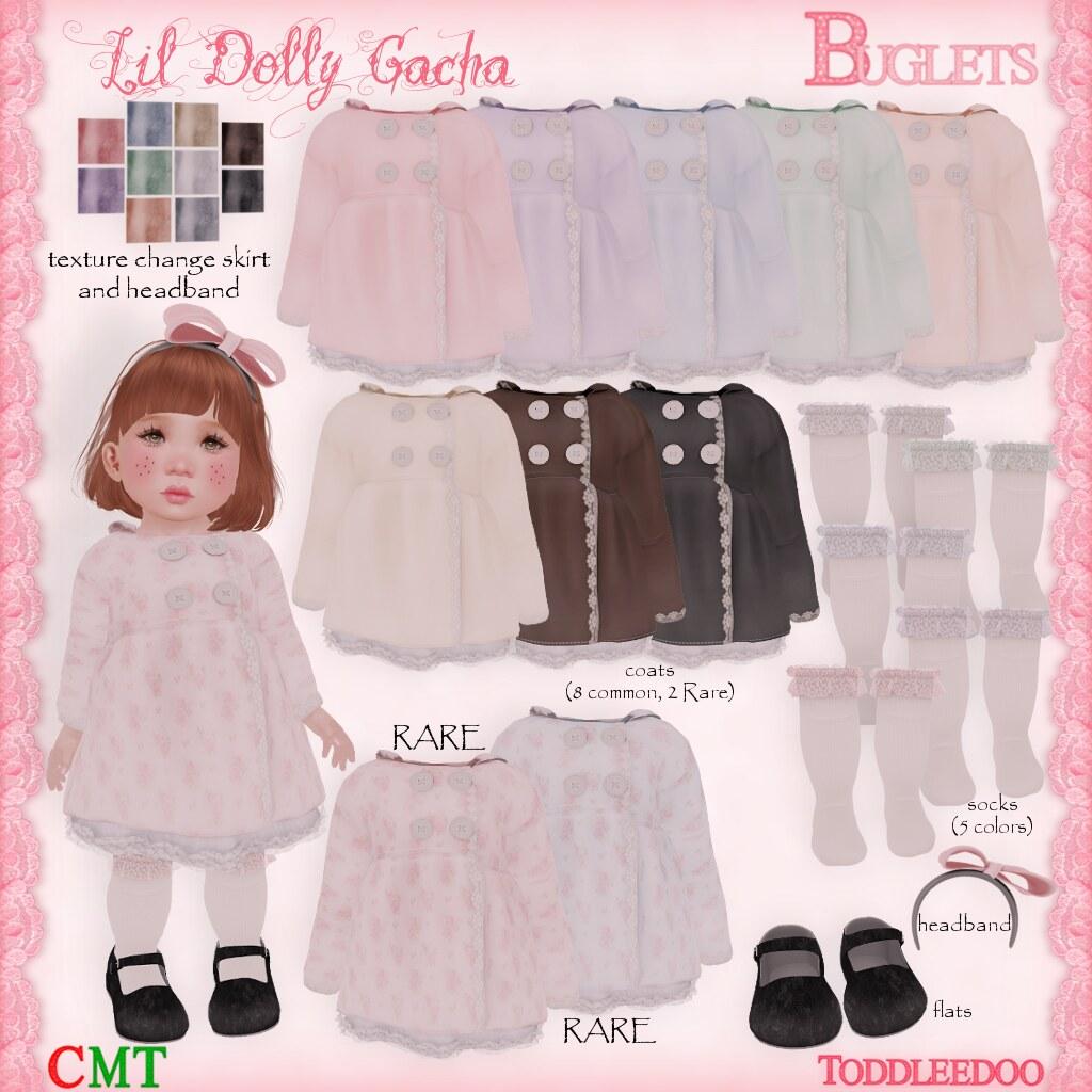 TD Lil Dolly Gacha AD