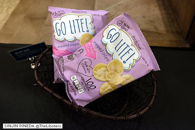 Starbucks Philippines Go Lite Chips
