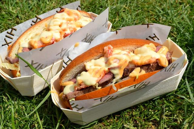 Hix Steak & Lobster Rolls at Polo in the Park | www.rachelphipps.com @rachelphipps