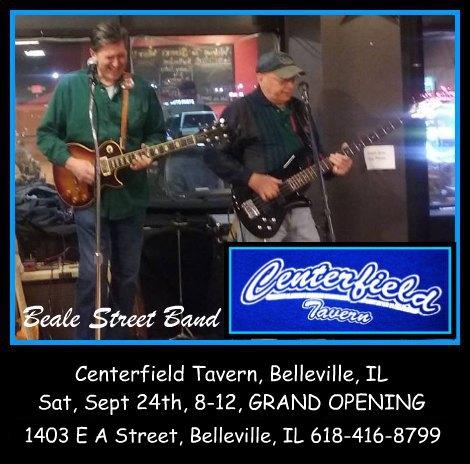 Beale Street Band 9-24-16