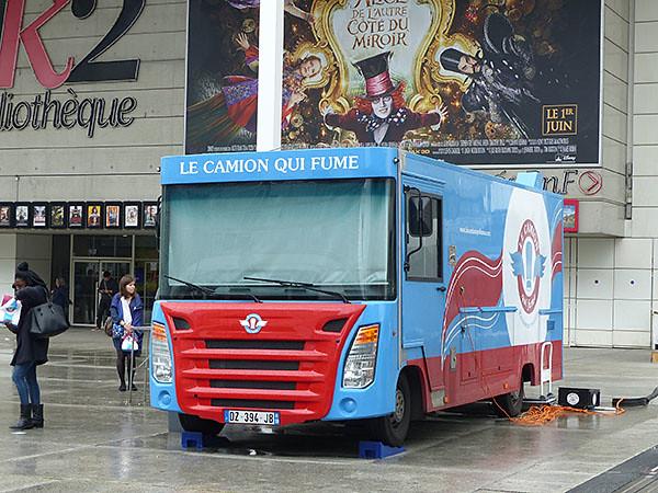 le camion qui fume 2