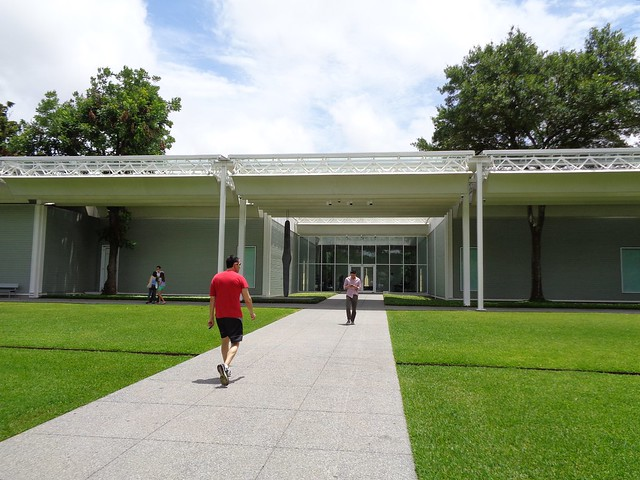 The Menil Collection, Houston