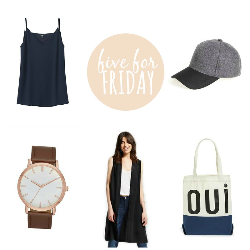 five for friday peek into fall