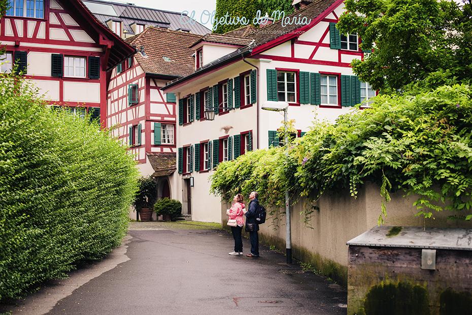Calles de Lucerna