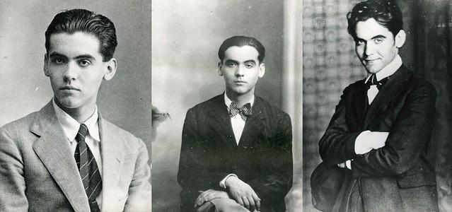 Federico García Lorca entre 1915-1917
