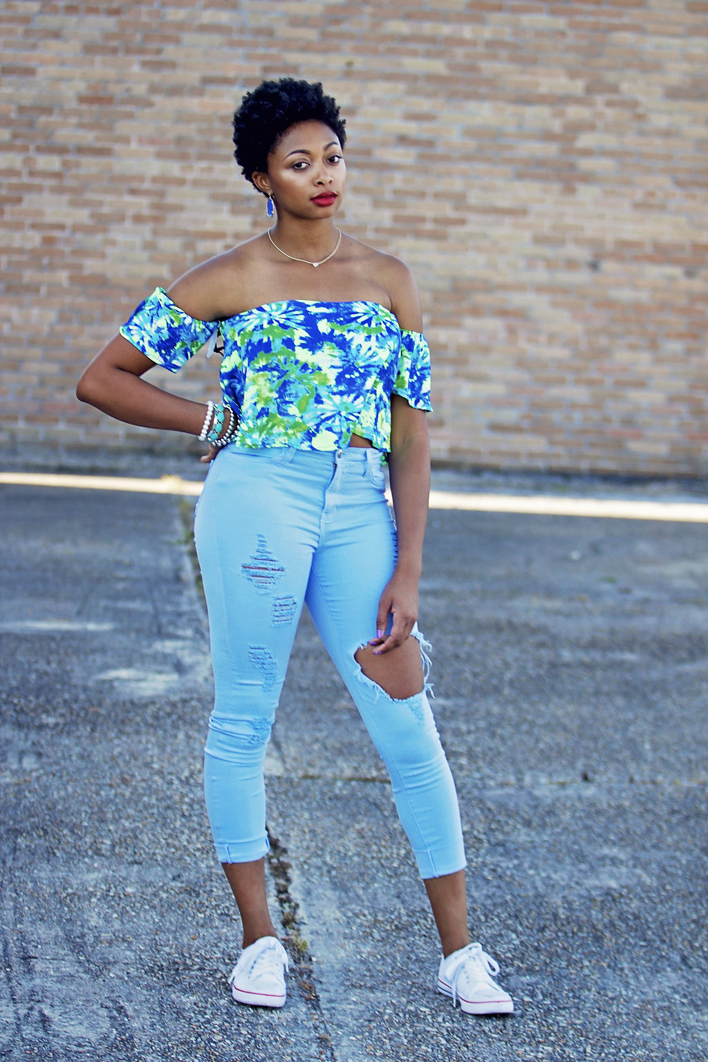 casual outfit of the day, louisiana street style