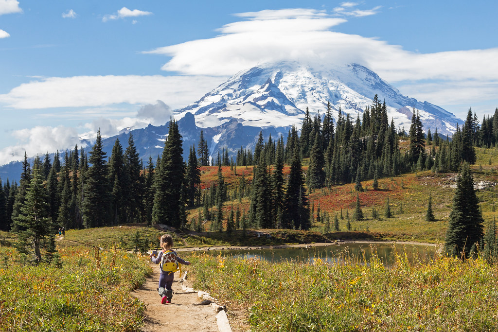 Naches Peak Loop