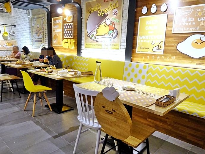 13 Gudetama Chef 蛋黃哥五星主廚餐廳 台北東區美食