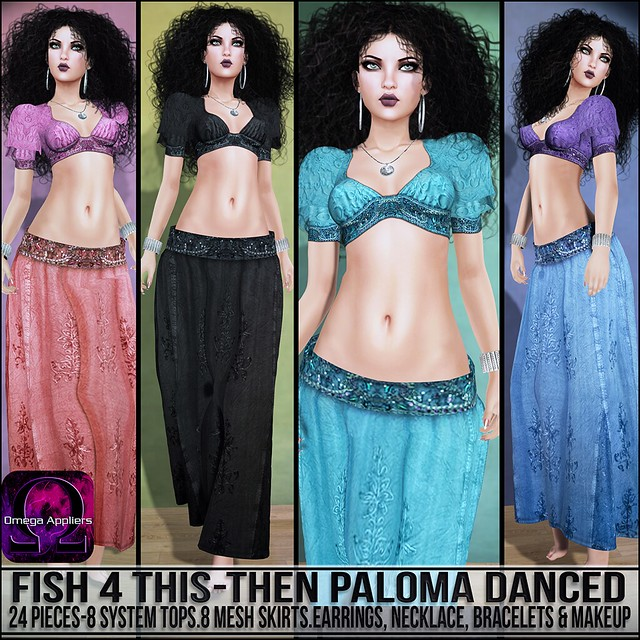 Sn@tch Fish 4 This-Then Paloma Danced Vendor Ad LG