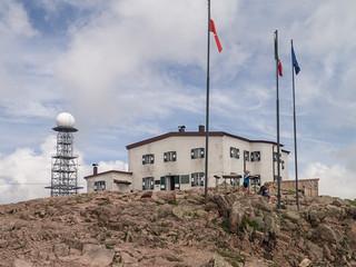 Rittner-Horn-Haus auf dem Rittner Horn, 2260 m