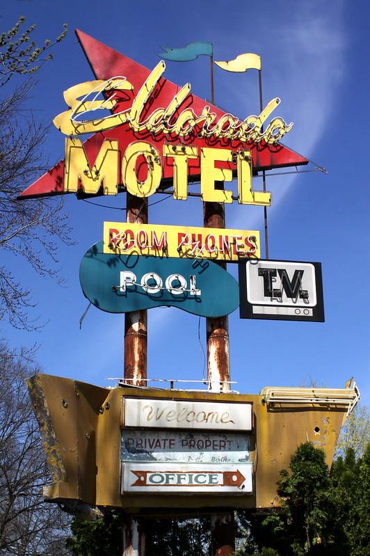 Eldorado Motel - Nashville, TN