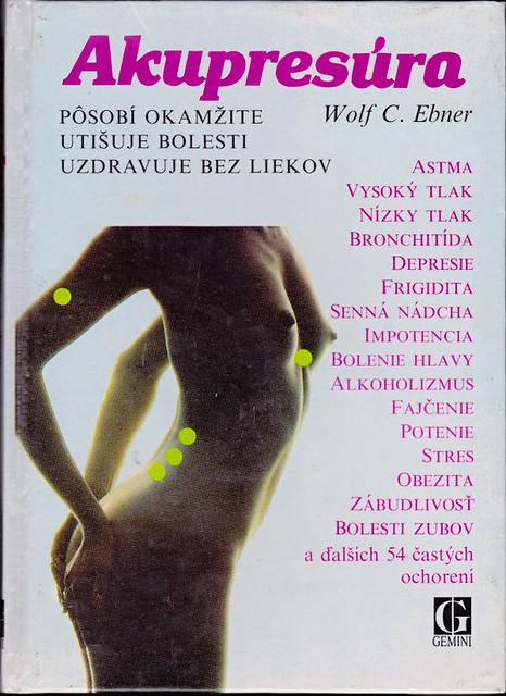 Kniha Akupresúra, Wolf C. Ebner
