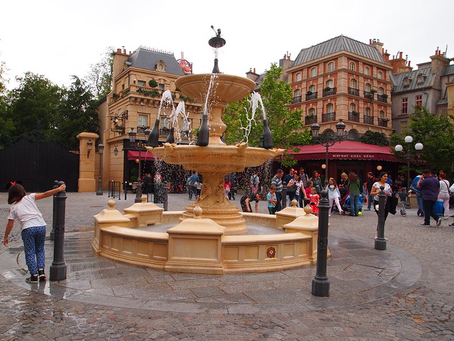 P5261363 レミーのおいしいレストラン(原題:Ratatouille) ウォルト・ディズニー・スタジオ・パーク walt disney studios park paris パリ フランス