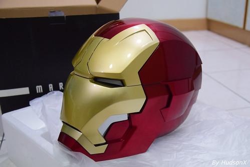 1:1 Ironman MK42 Helmet (9)