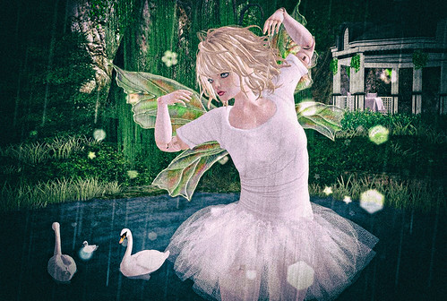 Dancing in the rain - Hair Fair Photo Contest 2016 _ Entry 2