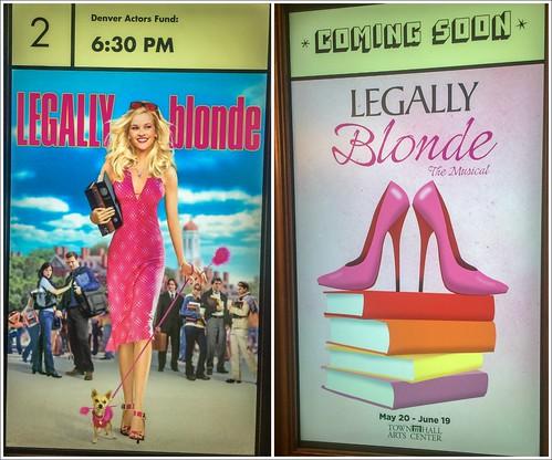 DAF Presents ... Legally Blonde