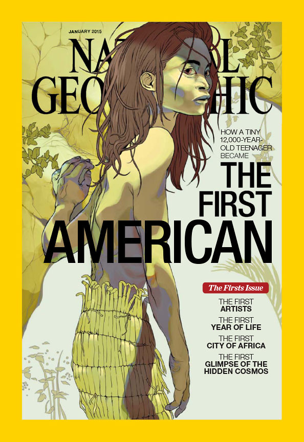 National Geographic - January 2015