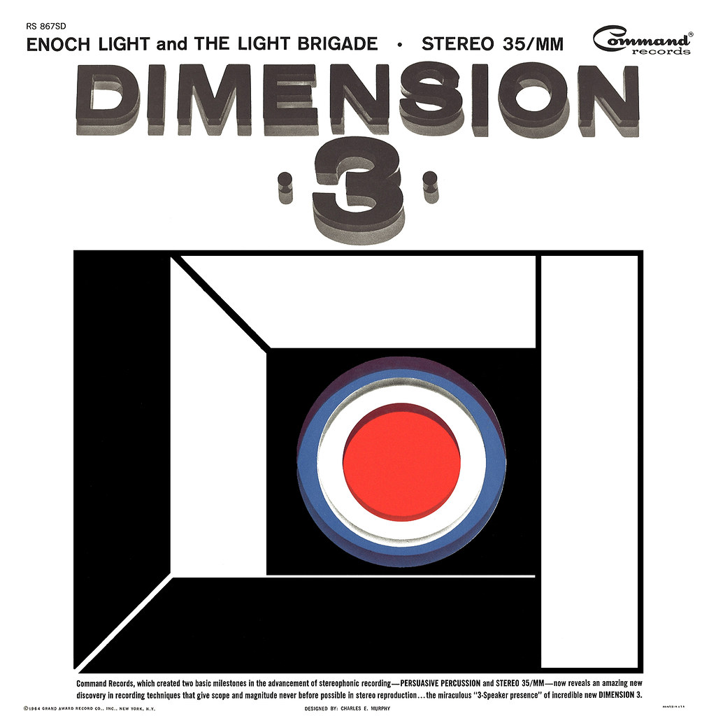 Enoch Light - Dimension 3