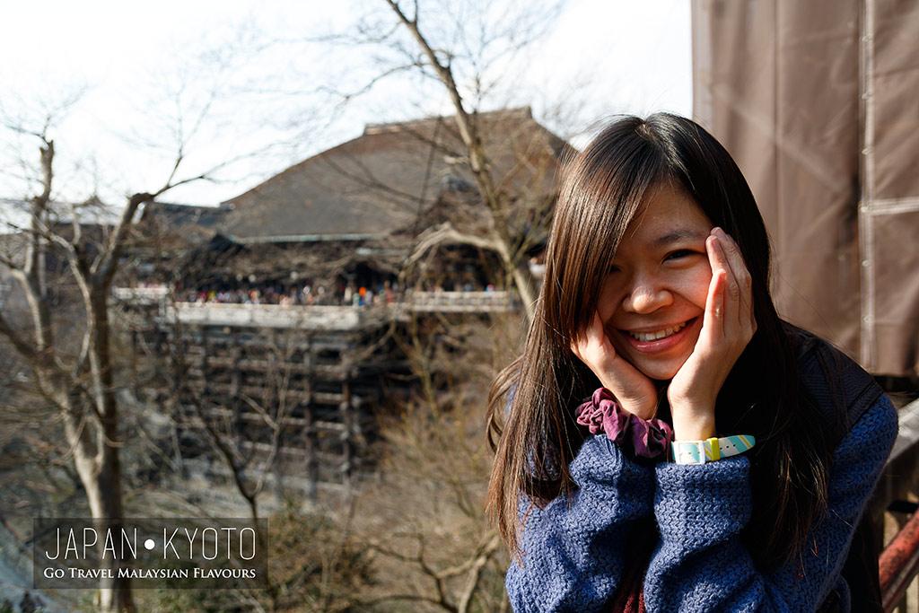 Kiyomizu Stage