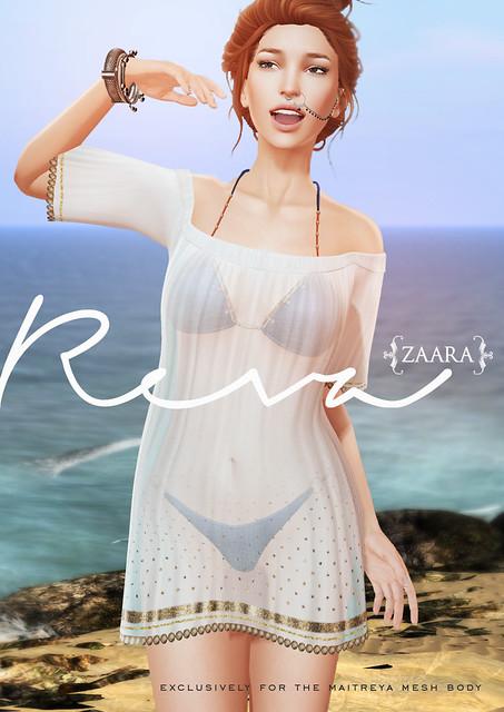 Zaara : Reva cover-up for C88