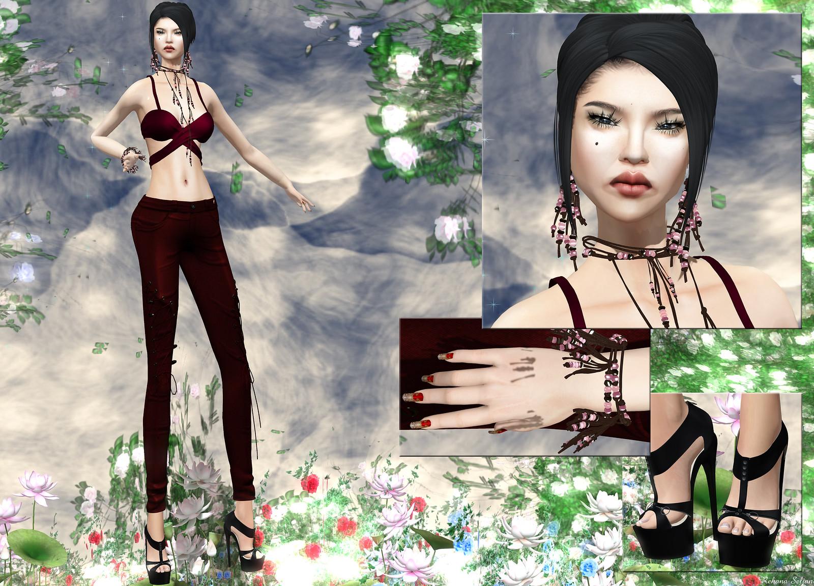Ahroun Designs - Abigail
