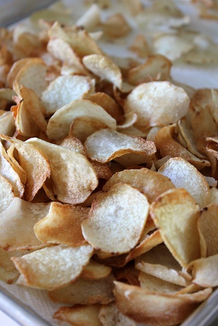 Tasty Taro Chips